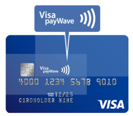 ビザタッチ決済_Visa payWave