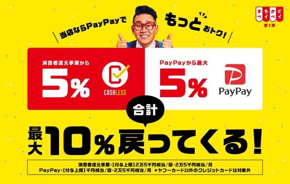PayPay_まちかどPayPay