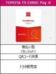 トヨタウォレット_TOYOTA TS CUBIC