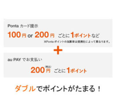 Ponta_二重取り