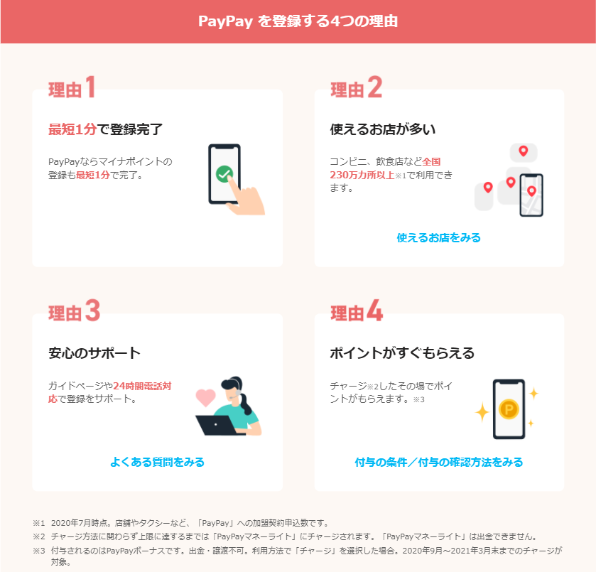 PayPay_マイナポイント_メリット