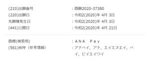 ANAPay(アナペイ)